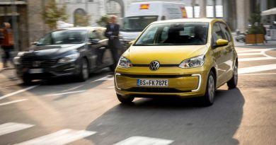 Volkswagen e-Up! 2021